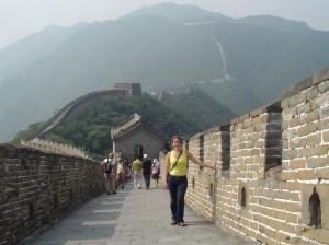 La Muralla China, Beijing, China (2005)