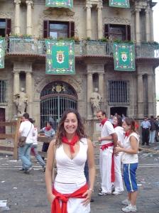 San Fermines, Pamplona, España (2006)