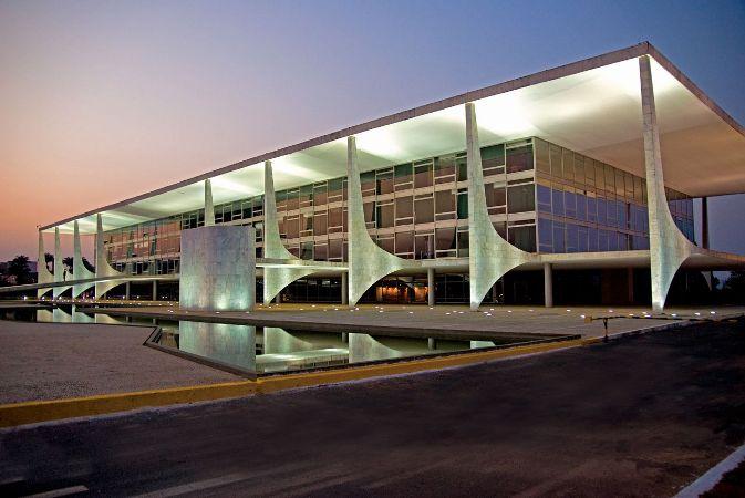 Brasilia - Palacio do Planalto