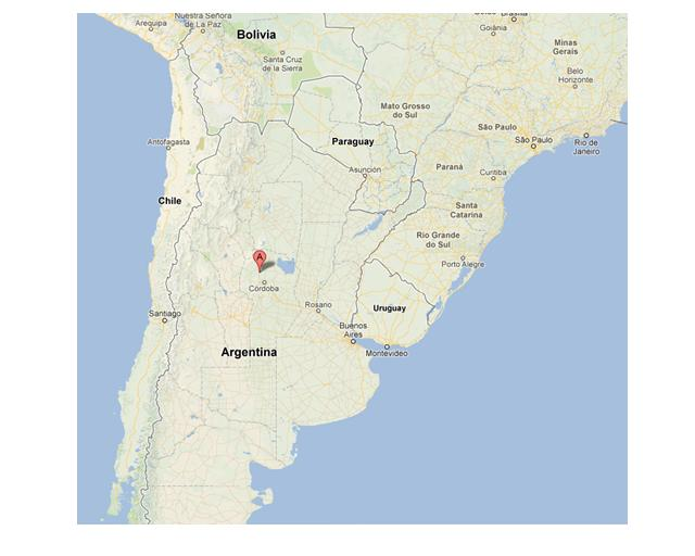 Capilla del Monte, Argentina