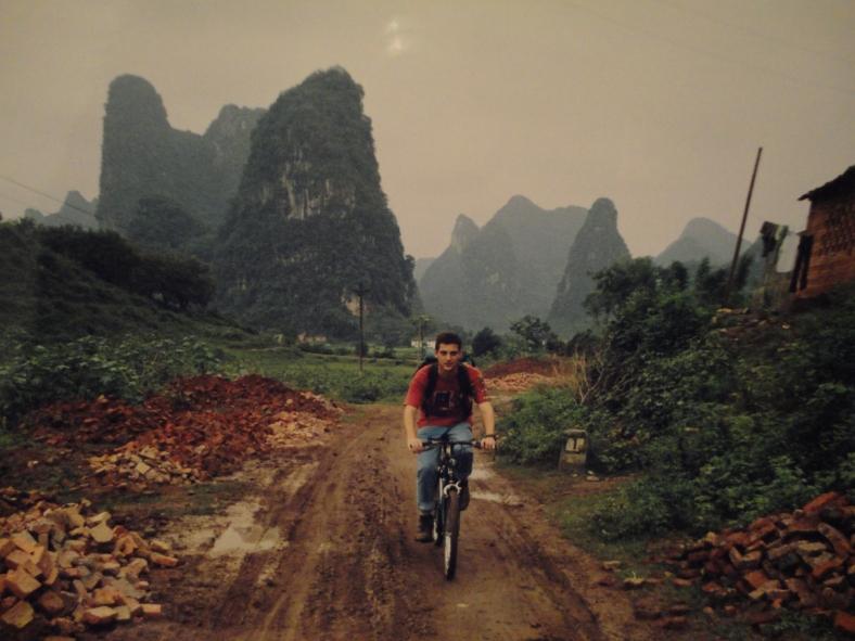 Diego Brande - Yangshuo, China