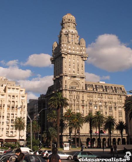 Palacio Salvo Montevideo, Uruguay