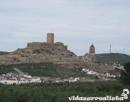Castillos entre Cordoba y Granada 2