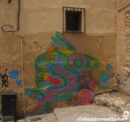 Grafitis Granada 10