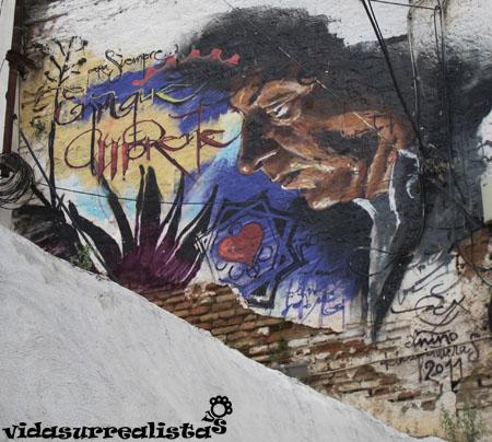 Grafitis Granada 11