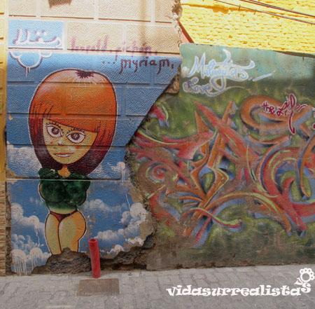 Grafitis Granada 12