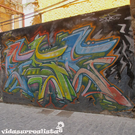 Grafitis Granada 13