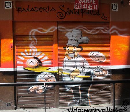 Grafitis Granada 15