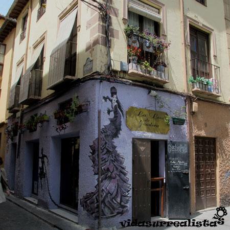 Grafitis Granada 16