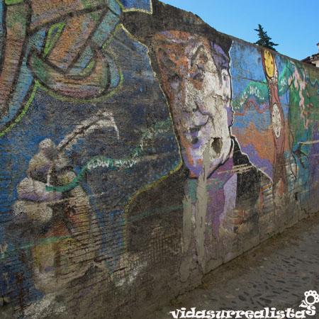 Grafitis Granada 4