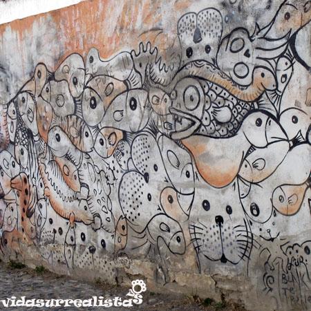 Grafitis Granada 5