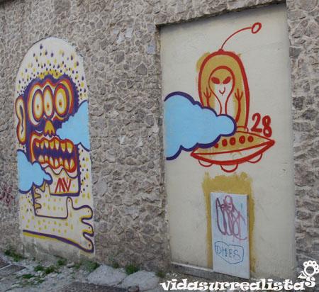 Grafitis Granada 6