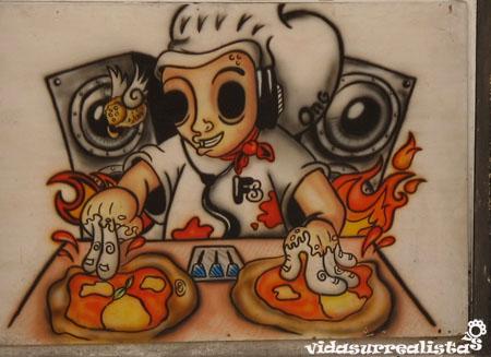 Grafitis Granada 9