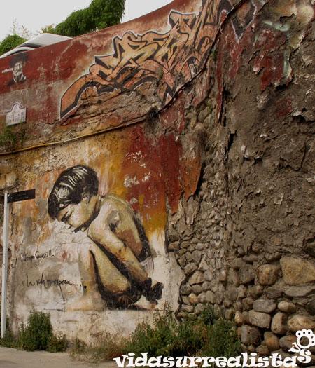 Grafitis Granada