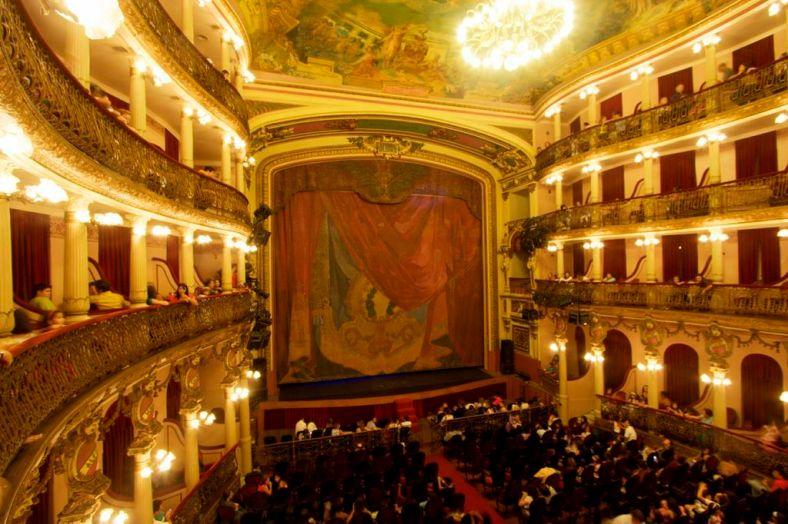 Teatro Amazonas, Manaus, Brasil