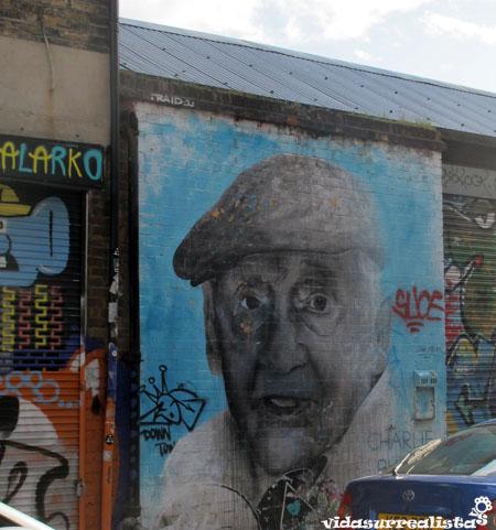 Grafitis de Londres vidasurrealista 22