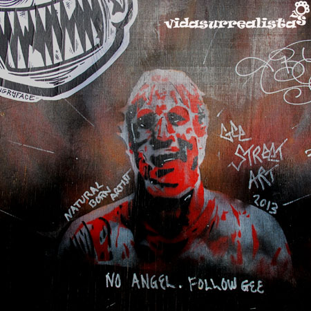 Grafitis de Londres vidasurrealista 27