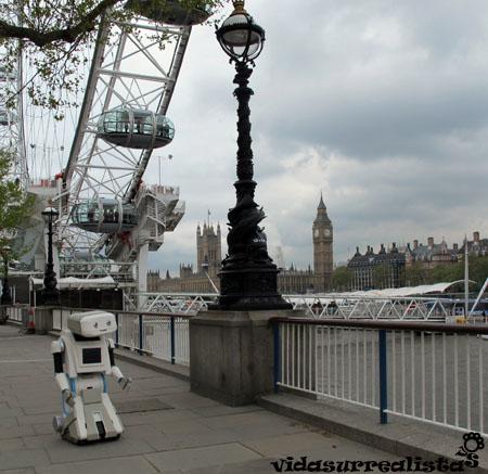 London Eye vidasurrealista