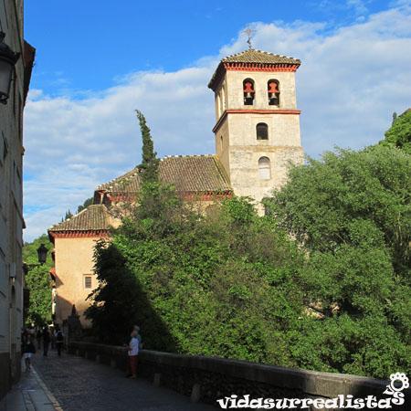 Carrera del Darro, Granada 2