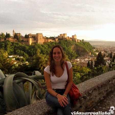 Lau en Granada