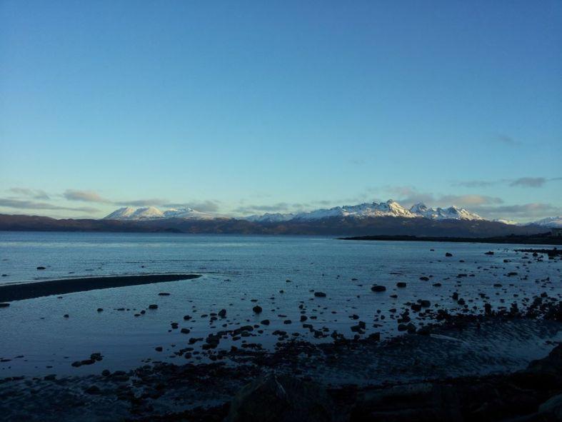 Lizzie Fotheringham Tierra del Fuego