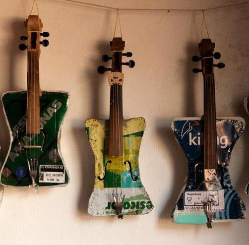 instrumentos reciclados 1