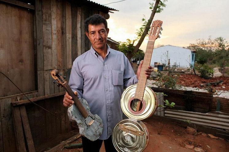 instrumentos reciclados 2