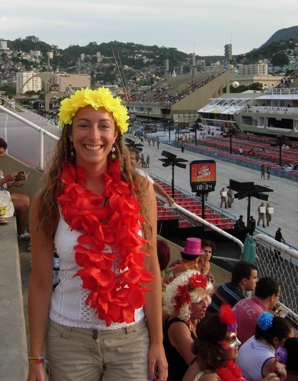 Sambódromo, Carnaval de Rio de Janeiro, Brasil