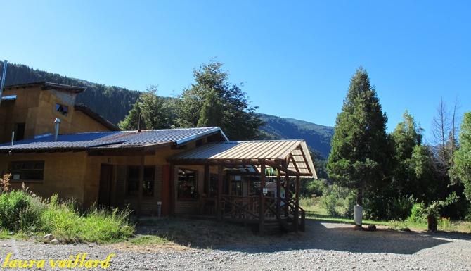 Hostal Rey Sol- Reina Luna, Lago Puelo, Patagonia, Argentina
