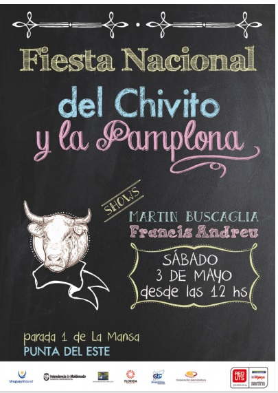 Chivito y pamplona
