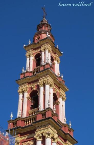Torre de la Basílica y Convento de San Francisco
