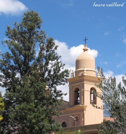Torre de la Iglesia de Nuestra Señora del Rosario