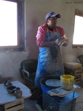 Elías Tolab, cuarta generación de artesanos