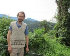 Nicolás Ferrari, poblador (originario de Tandil)
