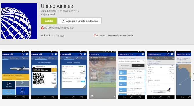 app-movil-united-airlines