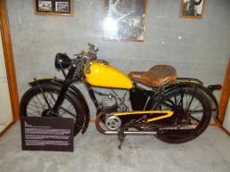 Motocicleta de James Dean