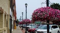 Winterest, Iowa, donde se filmó la película Puentes de Madison County